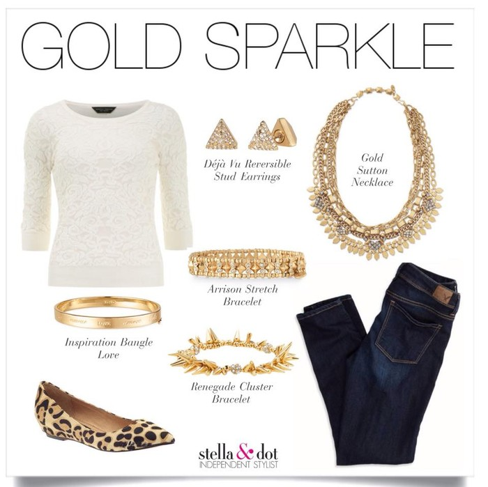 Sparkly inspiration