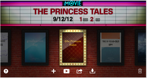 Week 3-Part 1- Making your iMovie Trailer: Educ Tech