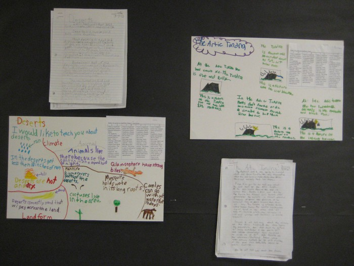 Can you find these excellent examples of writing across the curriculum ...