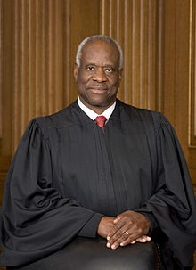 Information about Clarence Thomas
