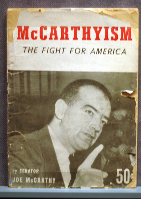 mccarthyism your crucible