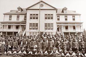 What Caused the Boarding Schools?
