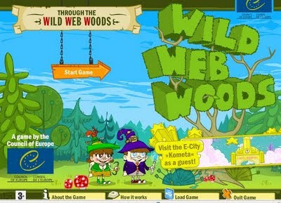 Through the Wild Web Woods  A game by the Council of
