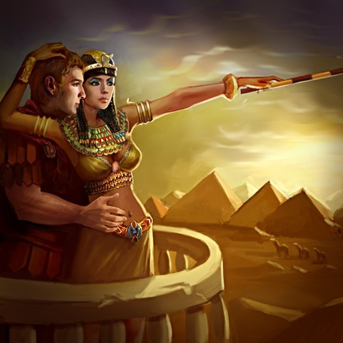 ancient rome and cleopatra greatest achievements