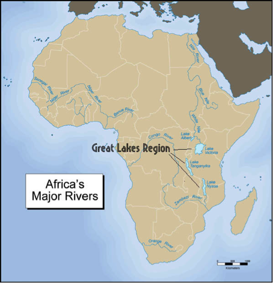 Congo Forest Great Lakes Regions Smore Newsletters