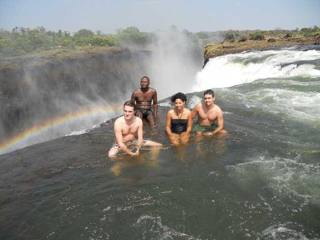 SUGGESTIONS FOR OTHER PLACES TO VISit near victoria Falls