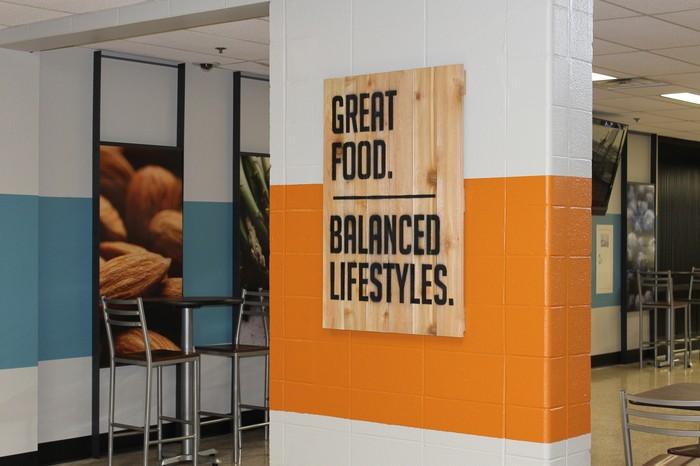 Bgcs Food Service