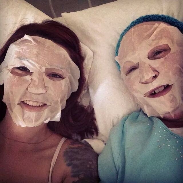 Rehydrating facial mask impudence! opinion