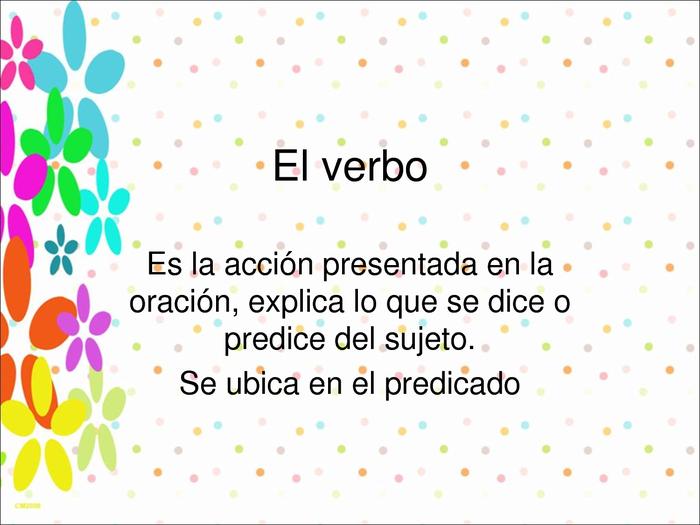 EL VERBO | Smore Newsletters