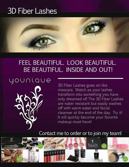 younique presenter the lash lady smore newsletters