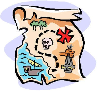 Ship-Trap Island | Smore Newsletters on the most dangerous game map, ship game map, ship treasure map,