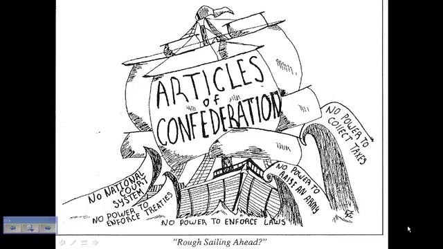 Articles of Confederation Weaknesses  Effects   Resolution     America in Class