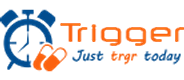 Use Trigger app to guarantee good health of you and your loved ones!