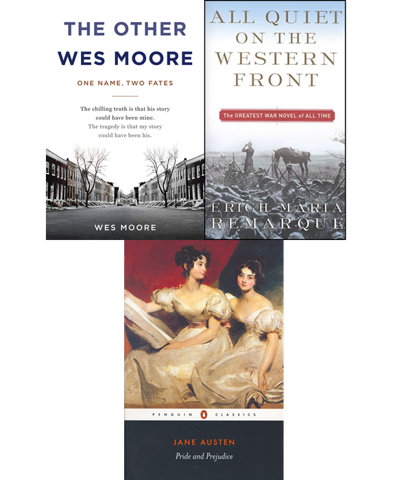 an analysis of the memoir the other wes moore by wes moore List of characters in the other wes moore: one name, two fates.