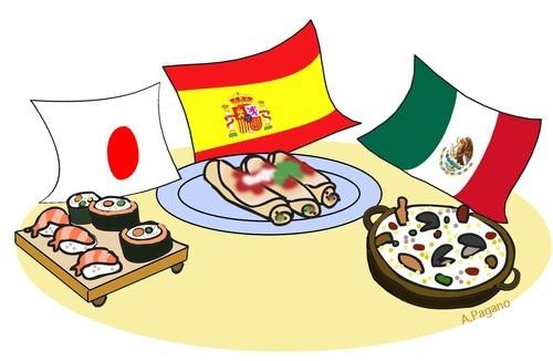 A Multi-Cultural Feast!