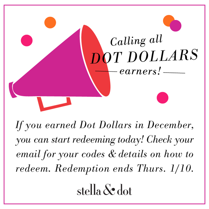 You have Dot Dollars!!! | Smore Newsletters