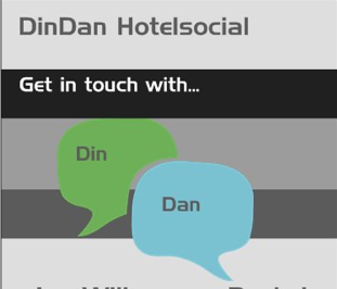 DinDan Hotelsocial – Guest Experience Optimizer Tool