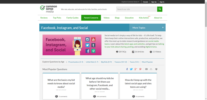 Social Media and You | Smore Newsletters for Education