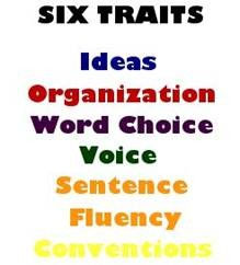 Six traits of writing (continued)