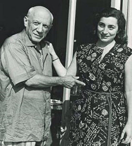Married Life for Picasso