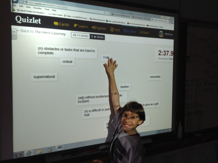 Innovative Classroom Quizlet ~ Tech for teachers smore newsletters education