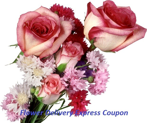 Flower delivery coupons discounts