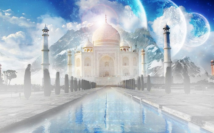 The Taj Mahal Histories