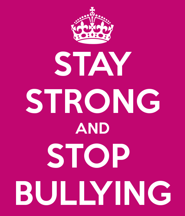 no more bullying smore newsletters