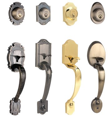 Interior Door Lock Types types of residential locks | smore