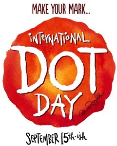Dot Day is September 15th-ish