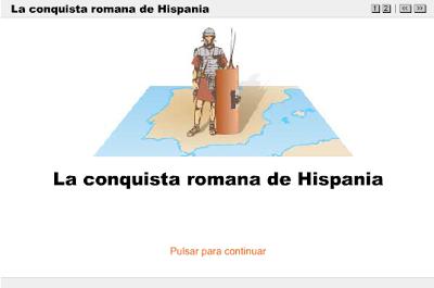 CAUSAS Y CARACTERISTICAS DE LA CONQUISTA HISPANA