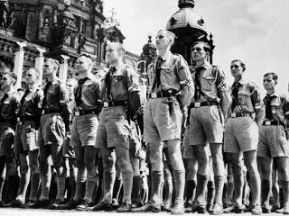 Hitler Youth Girls Training