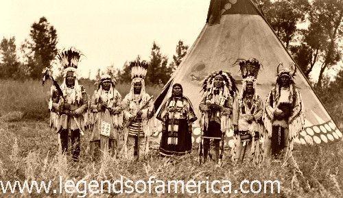 Blackfoot Indian Tribe | Smore