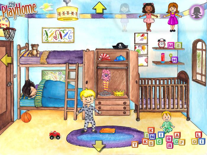 скачать игру My Playhome - фото 9