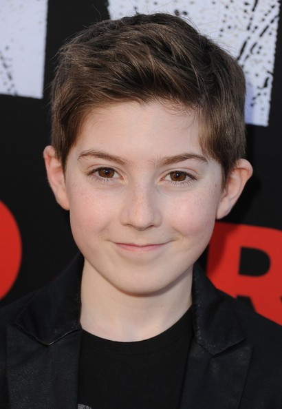 Mason cook, he is a movie actor in oklahoma.