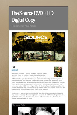 The Source DVD + HD Digital Copy