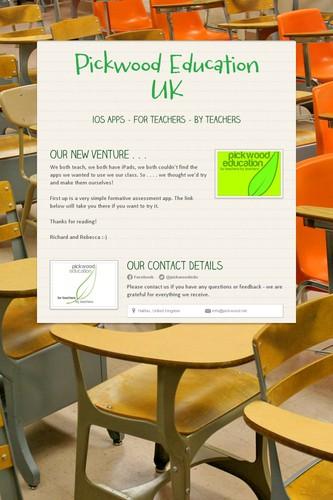Pickwood Education UK