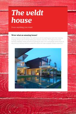 The veldt house