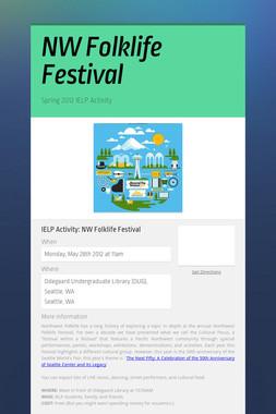 NW Folklife Festival
