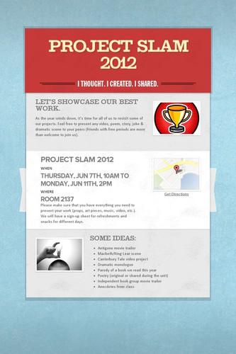 Project Slam 2012