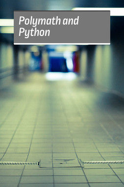 Polymath and Python