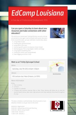 EdCamp Louisiana