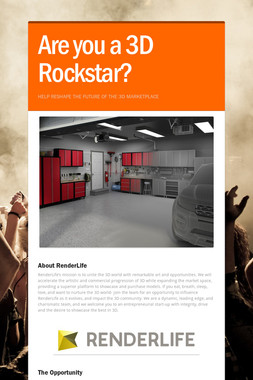 Are you a 3D Rockstar?