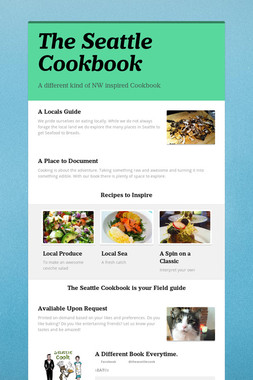 The Seattle Cookbook