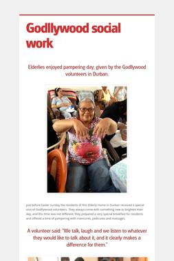 Godllywood social work