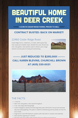 Beautiful home in Deer Creek