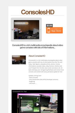 ConsolesHD