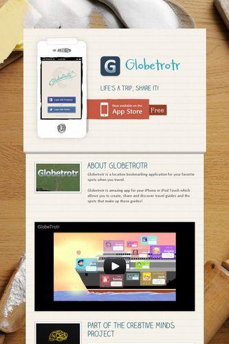Globetrotr