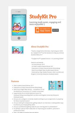 StudyKit Pro