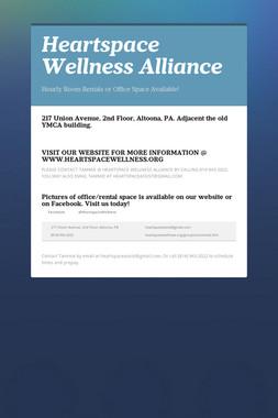 Heartspace Wellness Alliance